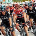 Alla Vuelta Froome cade, ma conserva il primato. Diego Rosa settantottesimo