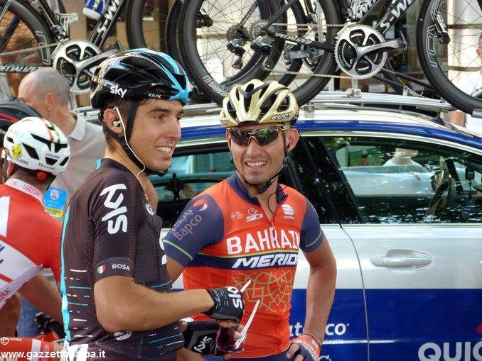 Alla Vuelta tre arrivi in salita nel giro di una settimana attendono Diego Rosa