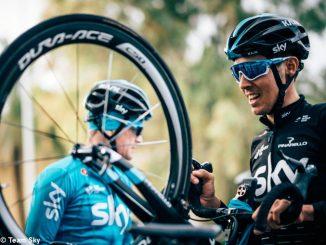 Rosa trentatreesimo alla Vuelta. Froome conserva la maglia rossa
