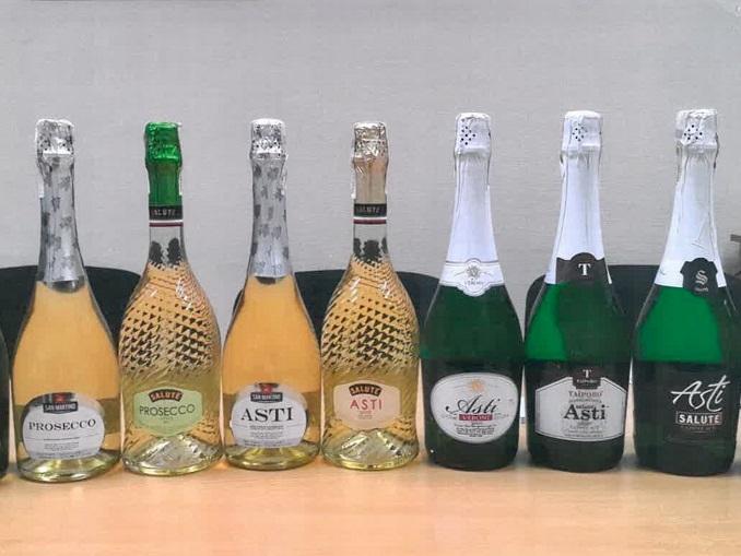 Cirio denuncia il proliferare di bottiglie false di Asti Spumante nell'Est Europa