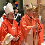 Duecento anni della ricostituzione della Diocesi: l'omelia di mons. Nosiglia e il saluto del vescovo Brunetti
