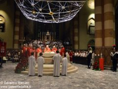 Duecento anni della ricostituzione della Diocesi: l'omelia di mons. Nosiglia 20