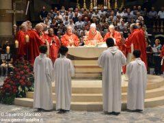 Duecento anni della ricostituzione della Diocesi: l'omelia di mons. Nosiglia 21