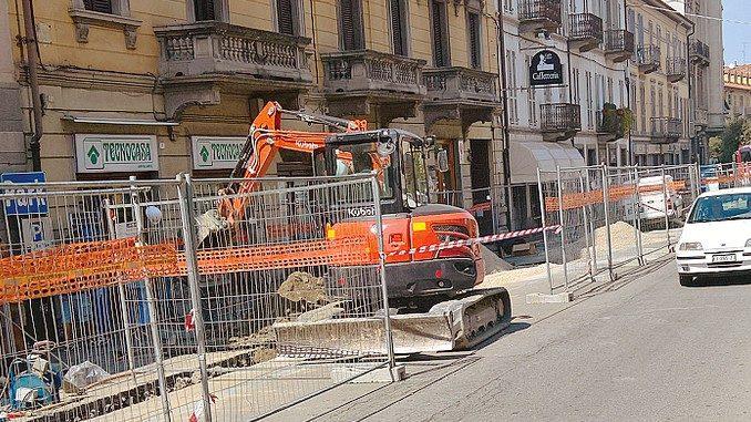 Corso Italia nuovo per la Fiera dal tartufo