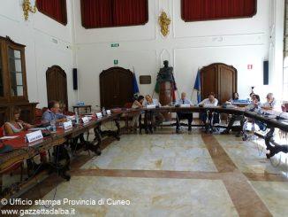 Borgna ha riassegnato le deleghe ai consiglieri provinciali
