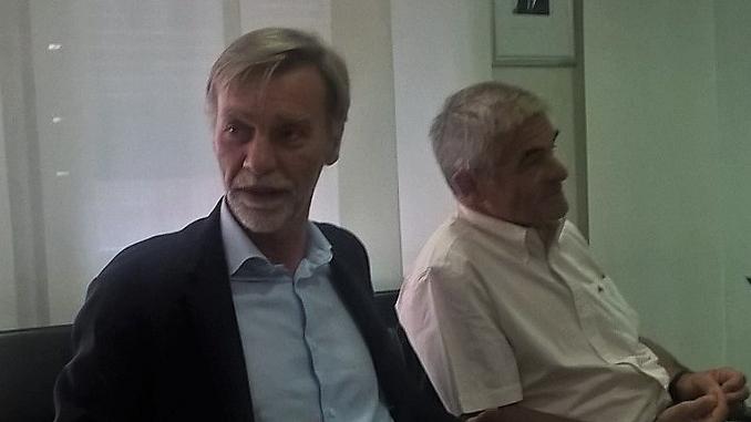 Delrio promette l'Asti-Cuneo, ma per Chiamparino è presto per parlare di opere di compensazioni