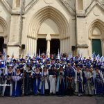 Oltre 60 albesi per colorare la festa di San Rocco a Montpellier