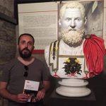 Al museo Eusebio i telescopi verso Saturno e il romanzo che parla di Pertinace