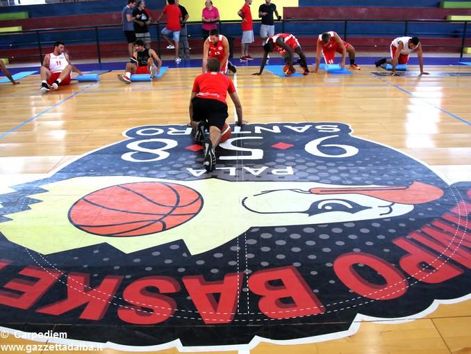 olimpo basket alba primo allenamento 2017-3
