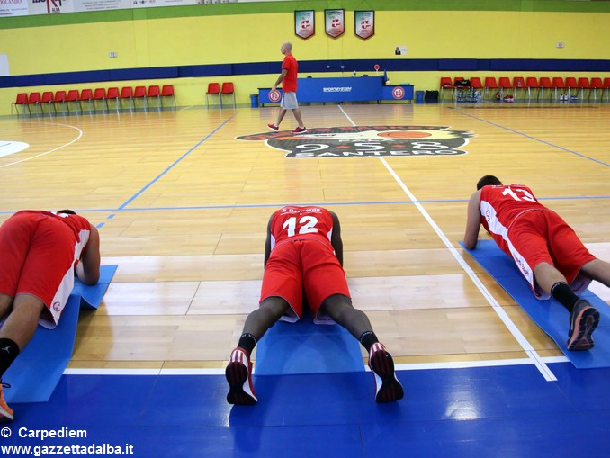 olimpo basket alba primo allenamento 2017-5