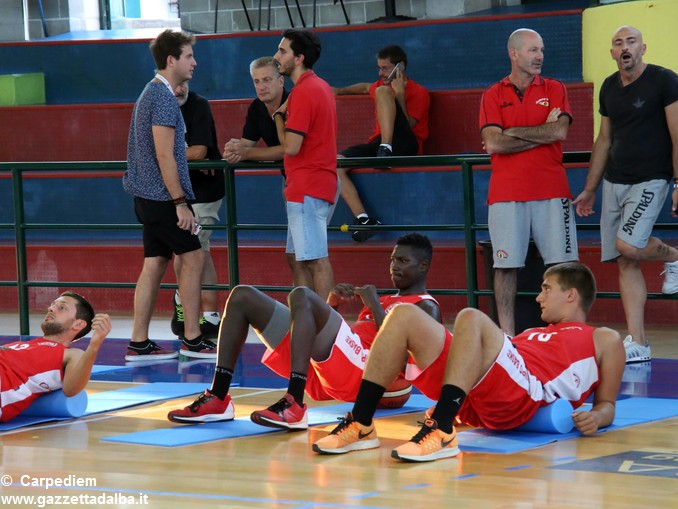 olimpo basket alba primo allenamento 2017-6