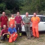 Il bosco dell'Alevè è salvo. I pompieri sono riusciti a spegnere il focolaio
