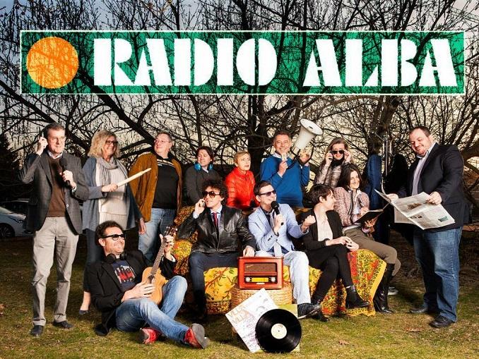 radio alba foto di gruppo