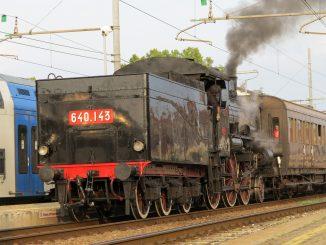 """""""Da cortile a cortile"""": da Torino a Bra con il treno a vapore"""