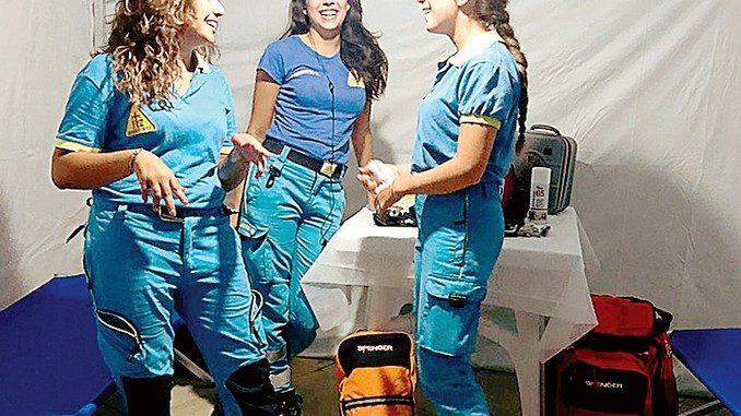 Chiara, volontaria in missione a Lampedusa