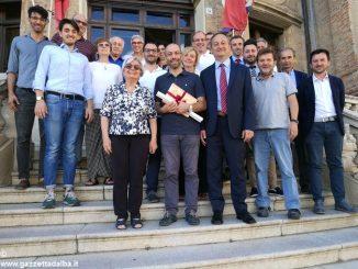 I fedeli di Sant'Antonino accompagnano don Gigi Coello nel nuovo incarico