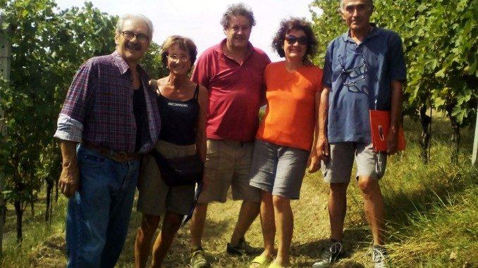 Scovati due vitigni unici sulle colline di Santa Vittoria
