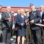 Da ex scuola a nuova sede della protezione civile dell'Associazione Carabinieri