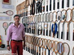 È nato a Baldissero il primo Museo della racchetta da tennis 1