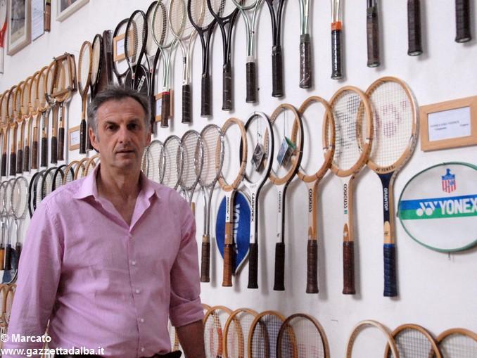 Baldissero Museo racchette Paolo Bertolino (4)