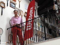 È nato a Baldissero il primo Museo della racchetta da tennis 5