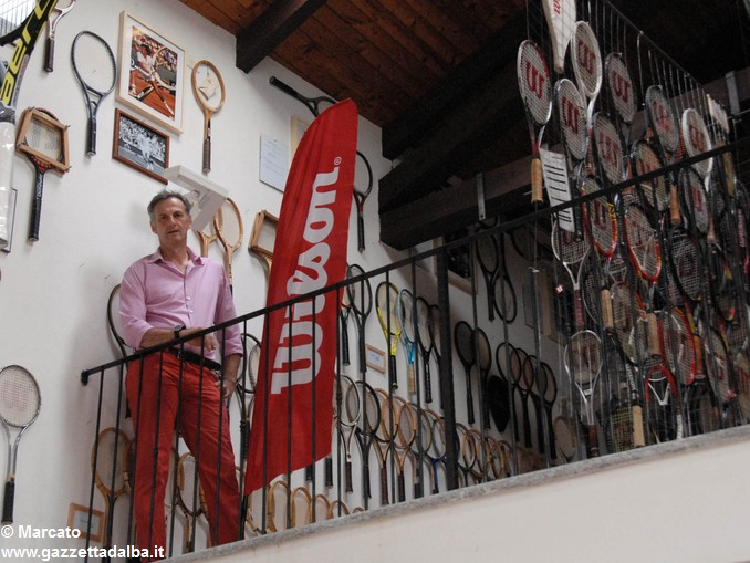 Baldissero Museo racchette Paolo Bertolino (7)