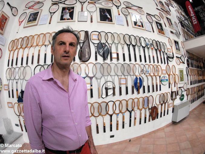 Baldissero Museo racchette Paolo Bertolino (8)