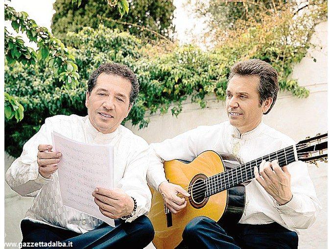 Cambi di stagione propone le Notti andaluse con il Duo Cuenca
