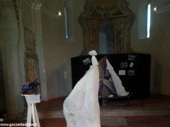 Francesco Segreti presenta la mostra Seven a Casa Scaparone 1