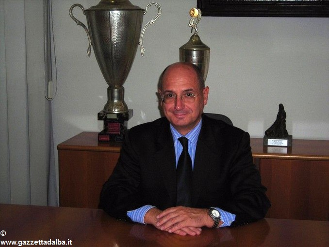 Gelsomino Giuseppe, direttore Poste Alba