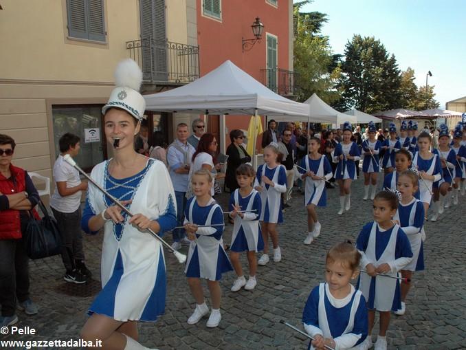 Guarene Sagra vendemmiale majorettes (13)
