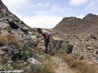 Ripristinato il sentiero escursionistico in valle Gesso