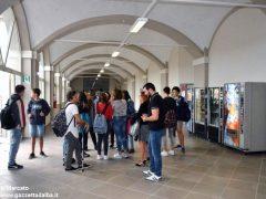 Primo giorno di scuola nella nuova sede del Pinot Gallizio 7