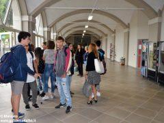 Primo giorno di scuola nella nuova sede del Pinot Gallizio 8