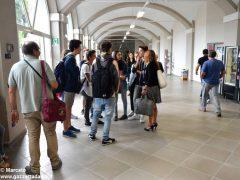 Primo giorno di scuola nella nuova sede del Pinot Gallizio 9