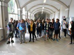 Primo giorno di scuola nella nuova sede del Pinot Gallizio 2