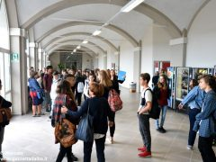 Primo giorno di scuola nella nuova sede del Pinot Gallizio 3