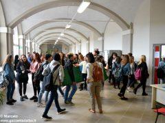 Primo giorno di scuola nella nuova sede del Pinot Gallizio 4