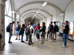 Primo giorno di scuola nella nuova sede del Pinot Gallizio 6