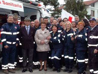 Roero: Croce rossa più sicura e rapida nelle emergenze, anche di notte