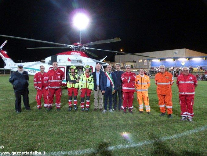 Roero: Croce rossa più sicura e rapida nelle emergenze, anche di notte 1