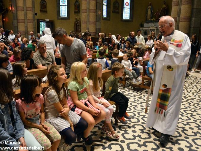 Moretta benedizione bambini 4