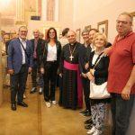 Inaugurata a Barolo la mostra dedicata al pittore russo Marc Chagall