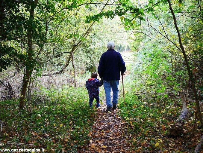 Per nonni e nipoti un pomeriggio nel paese della Bella addormentata