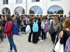 Primo giorno di scuola nella nuova sede del Pinot Gallizio 11