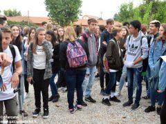 Primo giorno di scuola nella nuova sede del Pinot Gallizio 12