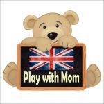 Ripartono i giochi e laboratori in inglese con Play with mom