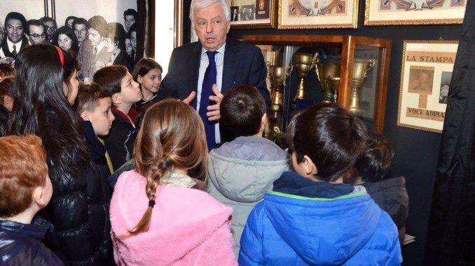 In via Maestra, allestito dalla famiglia Ponzio, è nato il primo Museo del tartufo delle Langhe
