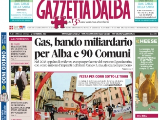 La copertina di Gazzetta di martedì 12 settembre