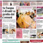La copertina di Gazzetta di martedì 19 settembre